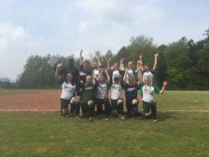 Softball Damen - Witten Kakerlakers gegen Spielgemeinschaft Wuppertal Stingrays / Brauweiler Raging Abbots