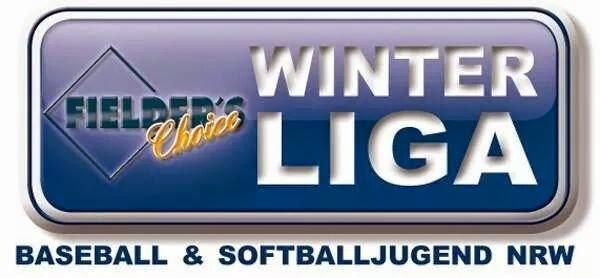Fielder's Choice Winterliga 2018 Baseball & Softball Jugend NRW