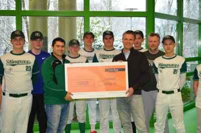 Interhyp AG sponsert Wuppertal Stingrays