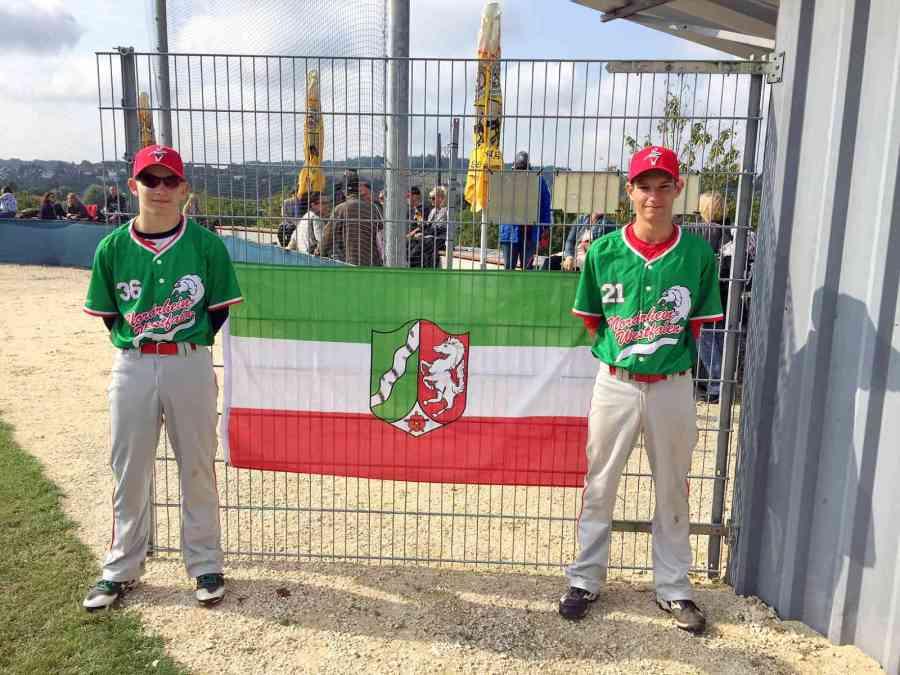 Baseball Länderpokal Jugend 2017 Maxi und Simson