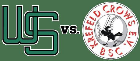 Softball - SG Wuppertal Stingrays/Brauweiler Raging Abbots vs. Krefeld Crows
