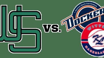 Jugend – Stingrays vsSG Kaker Lakers/Dockers