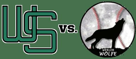 Baseball - Wuppertal Stingrays vs. Werler Wölfe