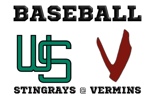 Baseball Wuppertal Stingrays at Wesseling Vermins