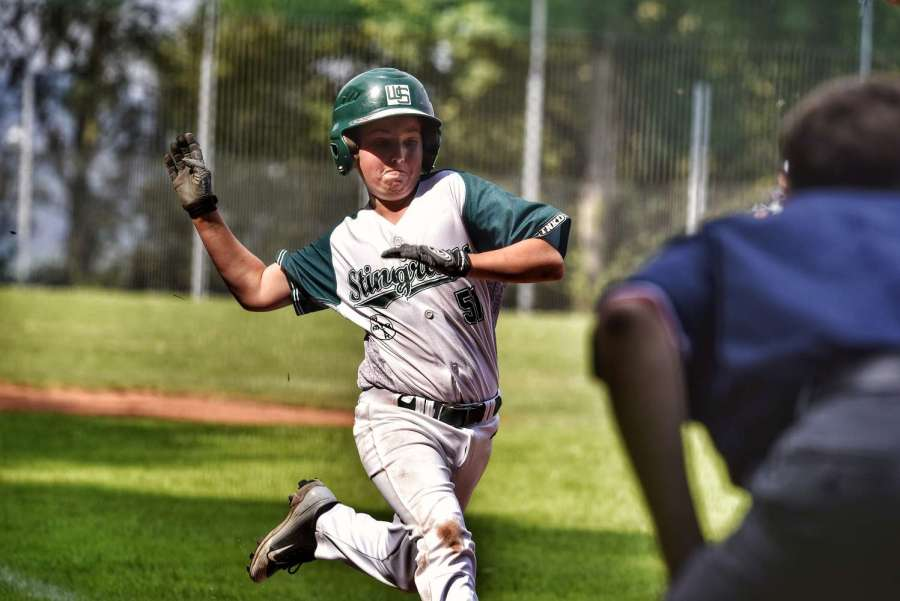 Baseball - 09.08.2020 Wuppertal Stingrays vs Rheine Mavericks