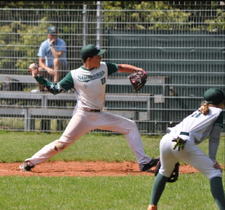 Baseball U13 Little League Majors 1 - 22.08.2020 - Wuppertal Stingrays at Verl / Gütersloh Yaks
