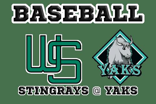 Baseball Wuppertal Stingrays at Verl Gütersloh Yaks