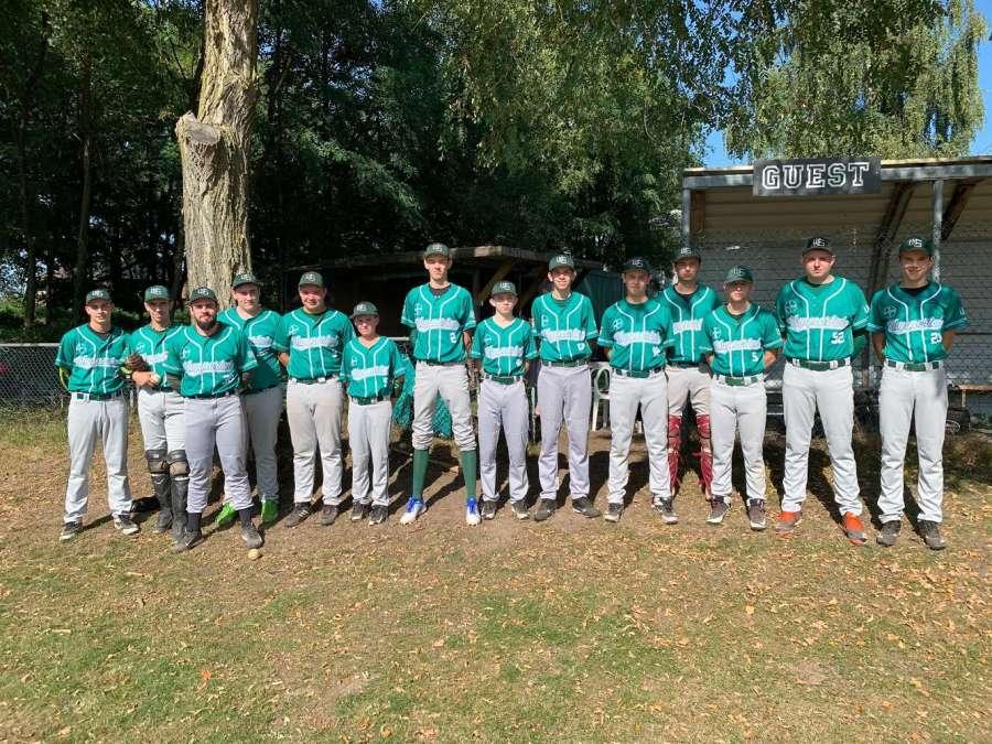 2020-09-20 Wuppertal Stingrays Herren 2 at Rheine Mavericks