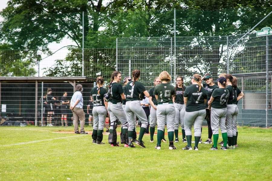 26.06.2021 - Damen – Softball - Wuppertal Stingrays vs Hilden Wains