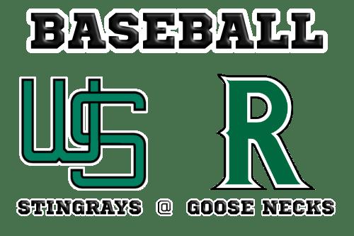 Baseball Wuppertal Stingrays at Ratingen Goose-Necks