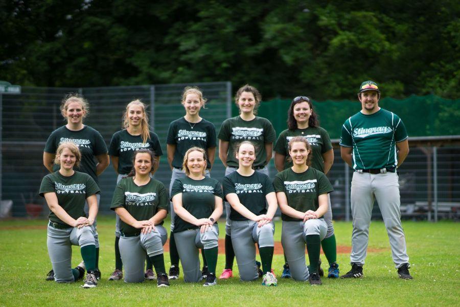 04.07.2021 - Softball Landesliga Damen 1 – Wuppertal Stingrays vs Ratingen Goose-Necks 2