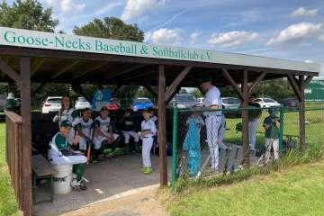 U12 – Freundschaftlicher Sieg des Baseball-Schülerteams in Ratingen