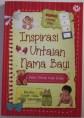 Inspirasi Untaian Nama Bayi