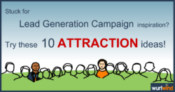 10 Attraction Ideas Image Wurlwind LinkedIn Lead Generation