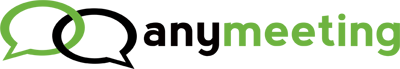 AnyMeeting Webinar and Online Meeting Systems Logo