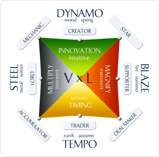 How to Create Value - Wealth Dynamics Square