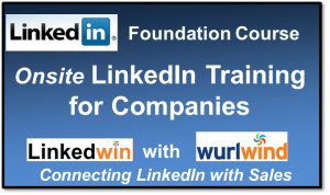 LinkedIn Training Foundation Course