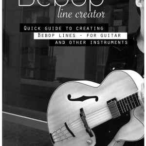 Bebop Line Creator – Ebook
