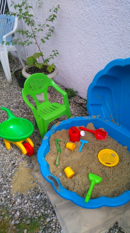 Schaukel Leiter Spielplatz Sandspielzeug