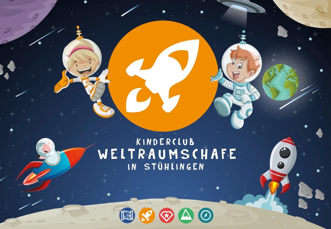 Kinderclub Weltraumschafe