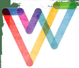 wuthman digital 'w' logo bug