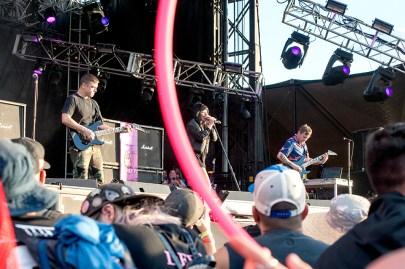Sleigh Bells at Okeechobee Music Festival