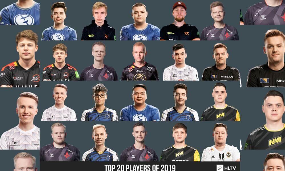 2020'nin En iyi 20 CSGO oyuncusu