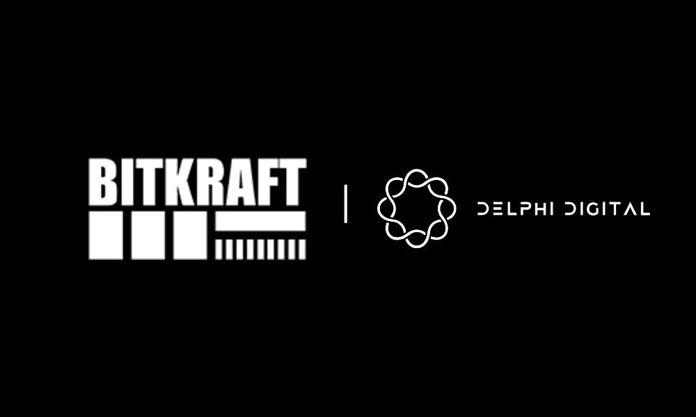 BITKRAFT Ventures, Delphi Digital ile İşbirliği Yapacak
