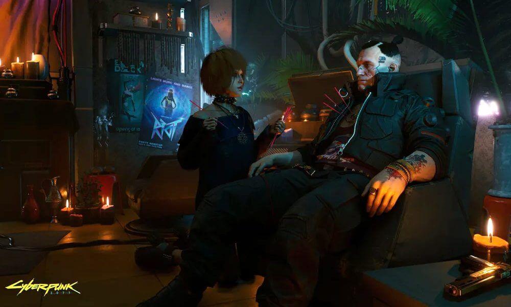Cyberpunk 2077 En iyi Modlar