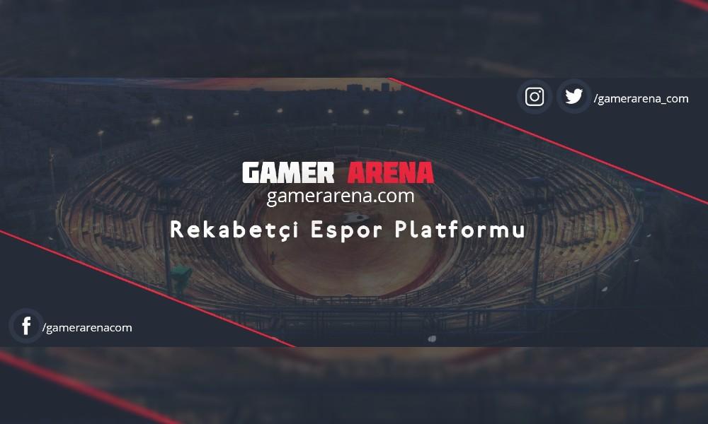 Gamer Arena Ocak Ayı Turnuvaları Başlıyor