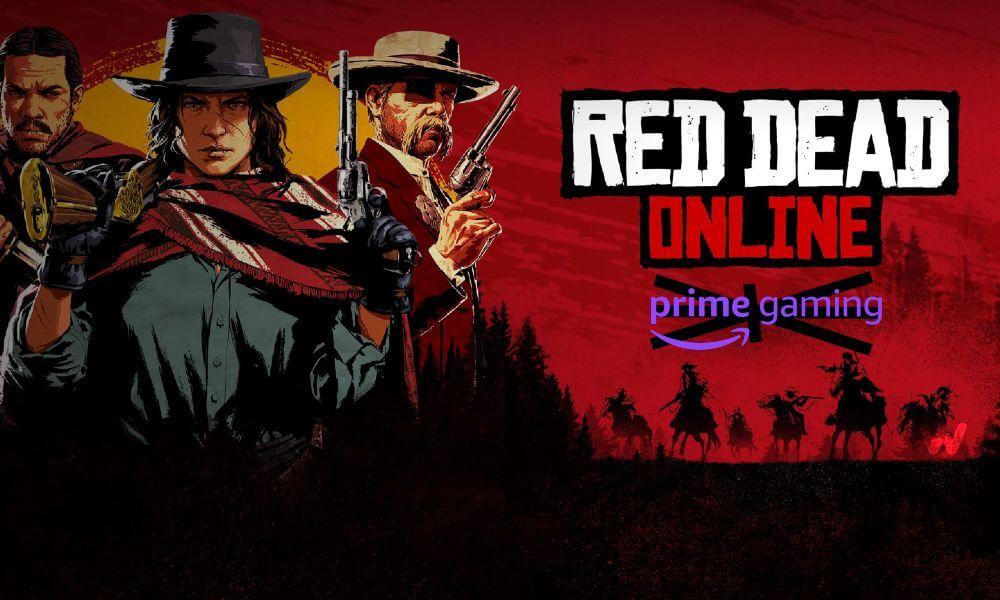 Red Dead Online Prime Gaming ödülleri nasıl alınır