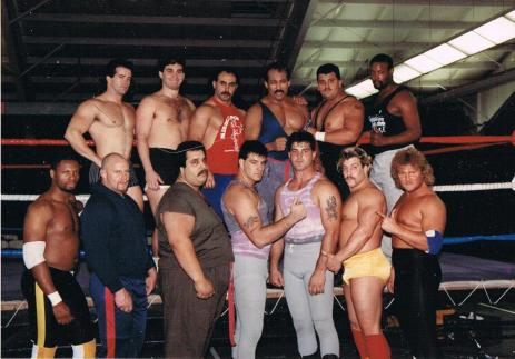 Alumni from the WUW include Tazz, Big Cass, Tommy Dreamer, Marti Belle, Bill Demott and much more!