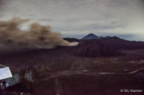 Mt. Bromo - 4AM