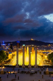The Magic Fountain of Montjuïc