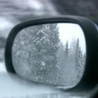 ice on mirror