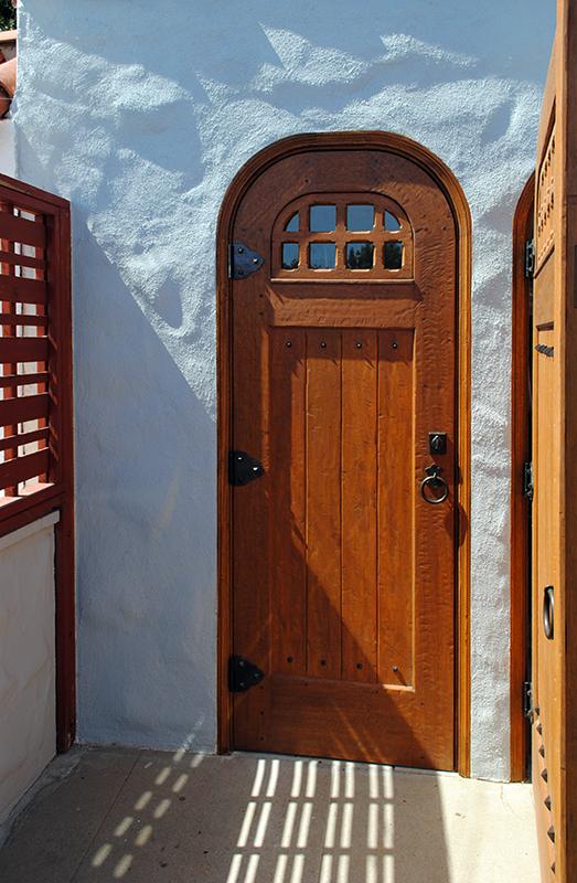 Spanish Revival Doors