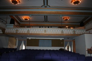 Apollo Theatre Interior