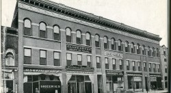 Oak Hall (1911) building assumed to be mentioned as under construction at the time of the 1902 fire