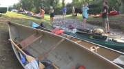 Kayakers 'Paddle Against the Pipeline' on the James River
