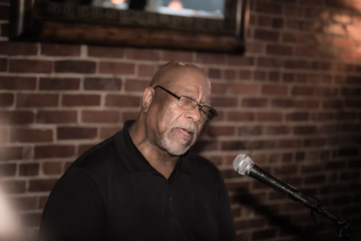 Bob Thompson 2015 Summer Jazz Stroll in Cburg 6-19-15