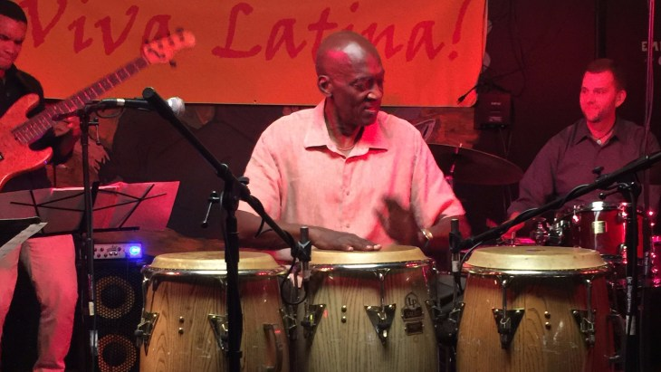 George T Jones from Salsamba