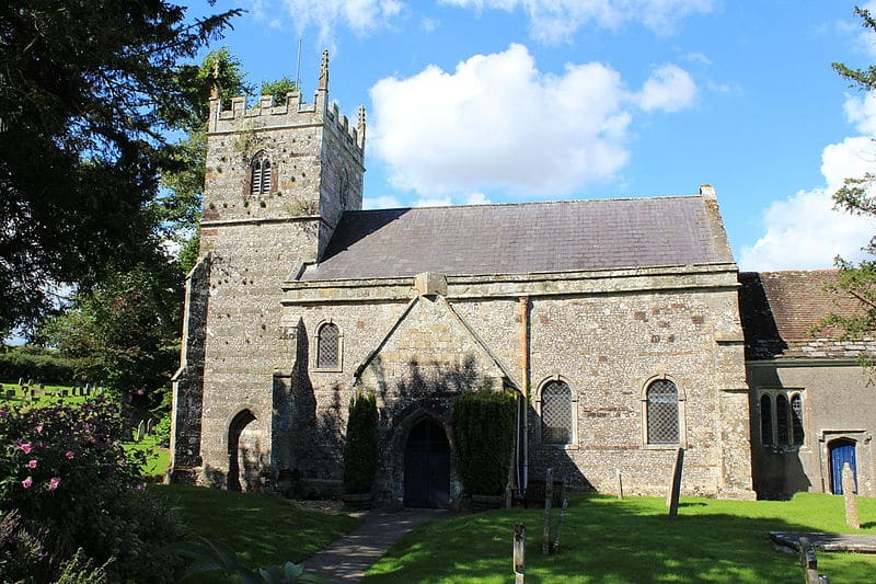St Mary's Church, Winterborne_Stickland