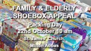 Shoebox Appeal - Milton Abbas