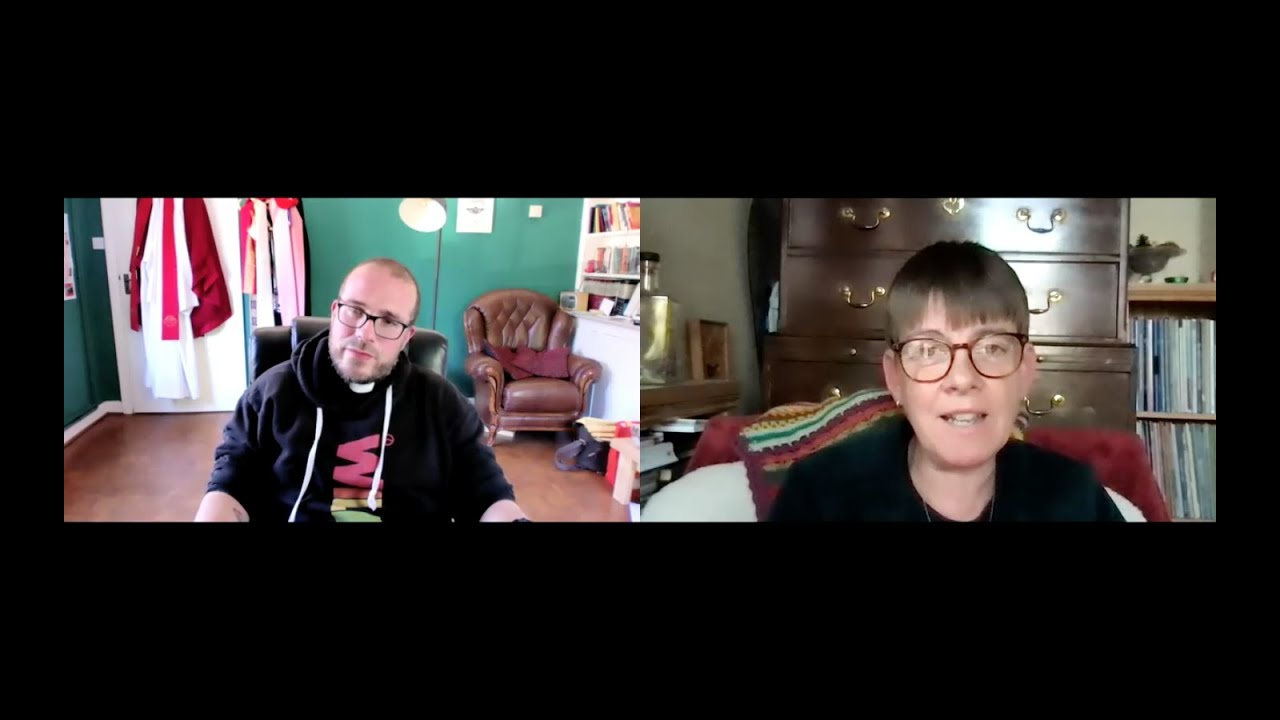 Lewis Pearson talks with Hilary Bond - Priest & Climate Change Campaigner