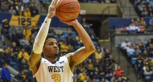 Image result for WVU VS. OSU college basketball 2019