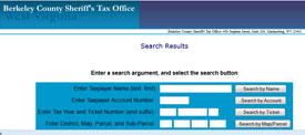 Berkeley County Tax