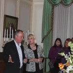 WV State Capital 2011 Gov. & Mrs. Tomblin