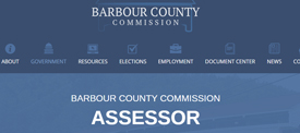 Barbour County Assessor, Tax