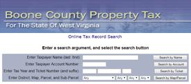Boone County Taxes
