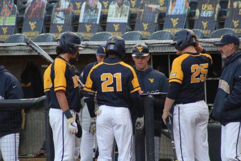 WVU baseball against Pitt at Mon County Ballpark on May 5, 2021. Cody Nespor/WVSportsNow